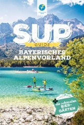 SUP-Guide Bayerisches Alpenvorland Cover