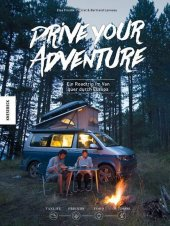 Drive Your Adventure Cover