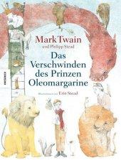 Das Verschwinden des Prinzen Oleomargarine Cover
