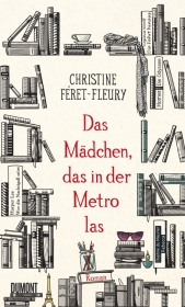 Das Mädchen, das in der Metro las Cover