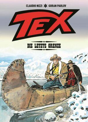 Tex - Die letzte Grenze