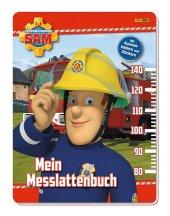 Feuerwehrmann Sam: Mein Messlattenbuch Cover