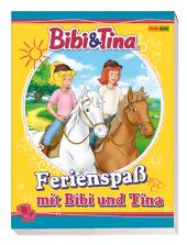 Bibi & Tina: Ferienspaß mit Bibi und Tina Cover