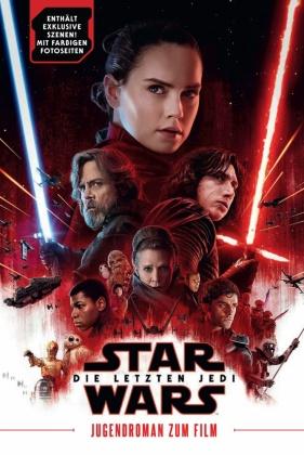 Star Wars: Die letzten Jedi, Jugendroman zum Film