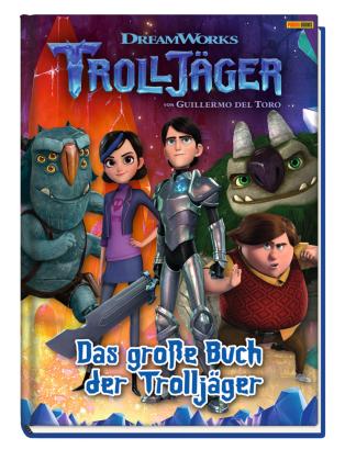Trolljäger - Das große Buch der Trolljäger