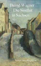Die Sintflut in Sachsen Cover