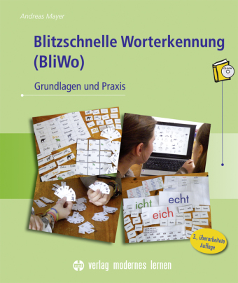 Blitzschnelle Worterkennung (BliWo), m. 1 CD-ROM