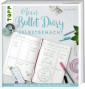 Mein Bullet Diary selbstgemacht Cover