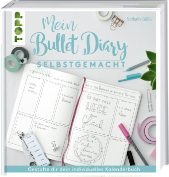 Mein Bullet Diary selbstgemacht