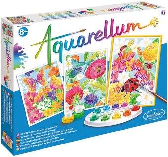 Aquarellum GM Blumen