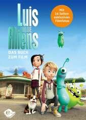 Luis und die Aliens Cover