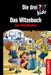 Die drei ??? Kids - Das Witzebuch Cover