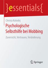 Psychologische Selbsthilfe bei Mobbing