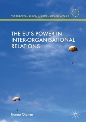 The EU's Power in Inter-Organisational Relations