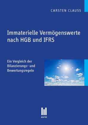 Immaterielle Vermögenswerte nach HGB und IFRS