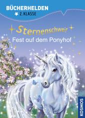 Sternenschweif - Fest auf dem Ponyhof Cover