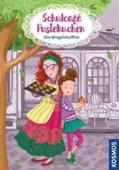 Schulcafé Pustekuchen - Die Mogelmuffins Cover