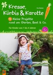 Kresse, Kürbis und Karotte Cover