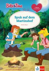 Bibi & Tina - Spuk auf dem Martinshof Cover