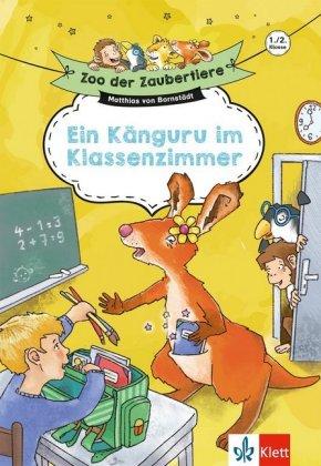Ein Känguru im Klassenzimmer