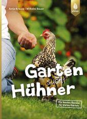 Garten sucht Hühner Cover