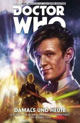 Doctor Who - Der Elfte Doctor, Band 4 - Damals und Heute