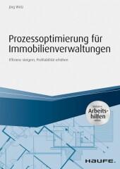 Prozessoptimierung für Immobilienverwaltungen - inkl. Arbeithilfen online
