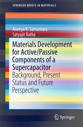 Materials Development for Active/Passive Components of a Supercapacitor