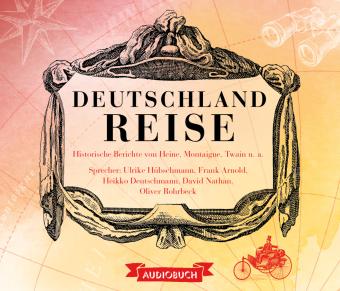 Deutschlandreise, 6 Audio-CDs