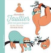 Ausmalbuch Faultier Cover