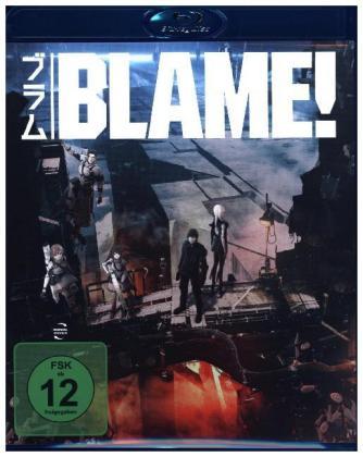 BLAME!, 1 Blu-ray