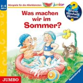 Wieso? Weshalb? Warum? junior. Was machen wir im Sommer?, 1 Audio-CD Cover