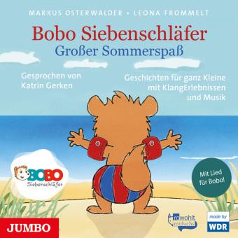 Bobo Siebenschläfer - Großer Sommerspaß, 1 Audio-CD