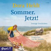Sommer. Jetzt!, 3 Audio-CDs Cover