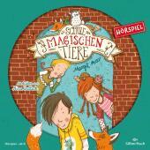 Die Schule der magischen Tiere - Das Hörspiel, 1 Audio-CD Cover
