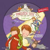 Die Schule der magischen Tiere - Licht aus!, 1 Audio-CD Cover