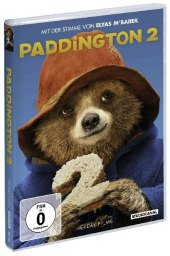 Paddington 2, 1 DVD Cover