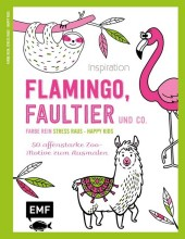 Inspiration Flamingo, Faultier und Co. Cover