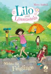 Lilo auf Löwenstein - Nichts für Feiglinge Cover