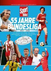 55 Jahre Bundesliga Cover