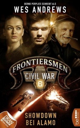 Frontiersmen: Civil War 6