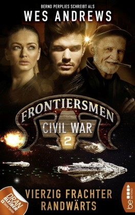 Frontiersmen: Civil War 2