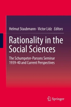 Rationality in the Social Sciences