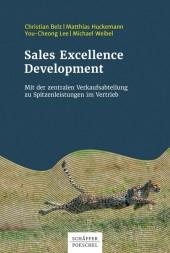 Develop Sales Excellence