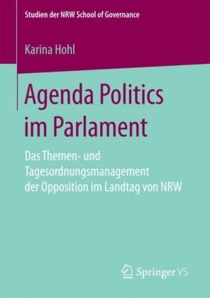 Agenda Politics im Parlament