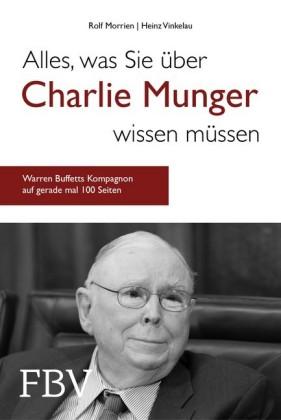 Alles, was Sie über Charlie Munger wissen müssen