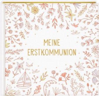 Eintragalbum - Meine Erstkommunion (Blumen)