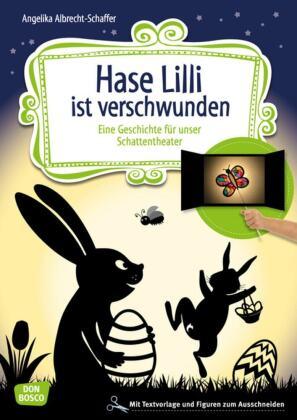 Hase Lilli ist verschwunden