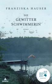 Die Gewitterschwimmerin Cover