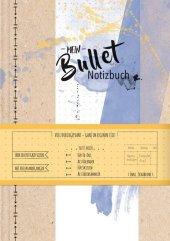 Mein Bullet Notizbuch - Watercolor blau